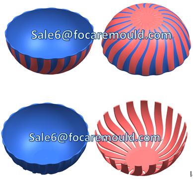 Two Components Plastic Moulds