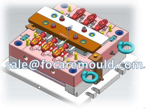 Double Color Injection Molds