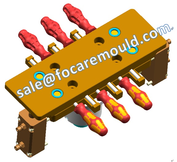 Two Color Injection Molds