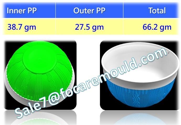 2K Plastic Bowl