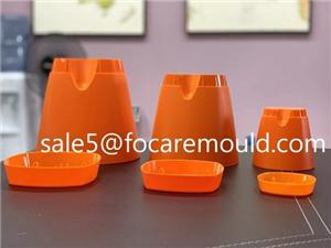 Flower pots plastic injection mold