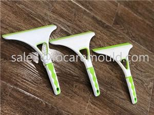 Two-Color Squeegee Plastic Injection Mould