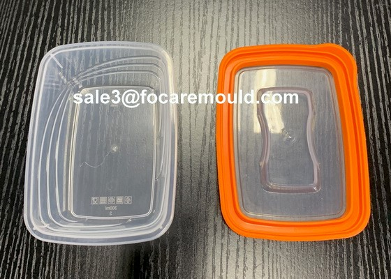 two-color plastic lid of crisper