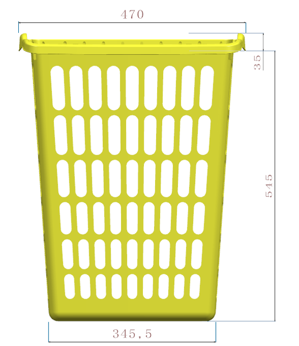High quality Plastic Laundry Basket Injection Mould Quotes,China Plastic Laundry Basket Injection Mould Factory,Plastic Laundry Basket Injection Mould Purchasing