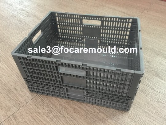 High quality Plastic Foldable Banana Crate Injection Mould Quotes,China Plastic Foldable Banana Crate Injection Mould Factory,Plastic Foldable Banana Crate Injection Mould Purchasing