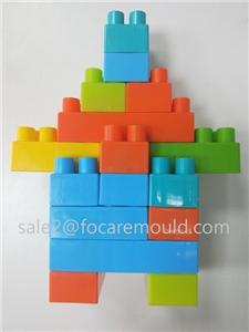 Plastic Building Block/Brick