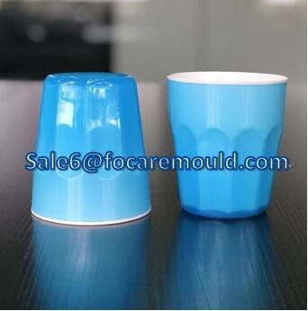 High quality Double Color Plastic Gradient Cup Injection Mould Quotes,China Double Color Plastic Gradient Cup Injection Mould Factory,Double Color Plastic Gradient Cup Injection Mould Purchasing