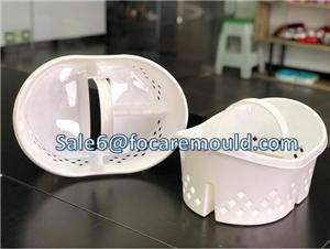 Plastic Injection Cutlery Basket Injection Mould