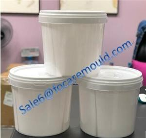 Plastic Painting Bucket Injection Mould