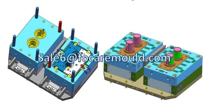 High quality Double Color Romantic Cup Plastic Injection Mould Quotes,China Double Color Romantic Cup Plastic Injection Mould Factory,Double Color Romantic Cup Plastic Injection Mould Purchasing