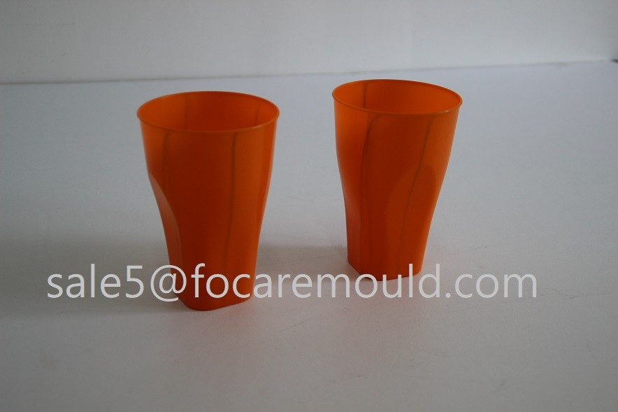 Plastic Cup Injection Mould