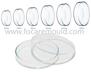 Petri Dish Plastic Injection Mould