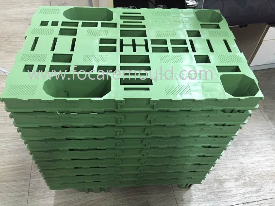 Plastic Modular Pallet Injection Mould