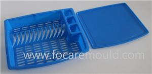 Plastic Dish Drainer Injection Mould