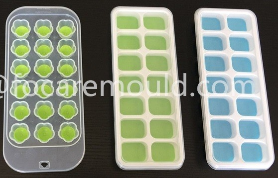High quality Double Color Plastic Collapsible Ice Cube Tray Quotes,China Double Color Plastic Collapsible Ice Cube Tray Factory,Double Color Plastic Collapsible Ice Cube Tray Purchasing
