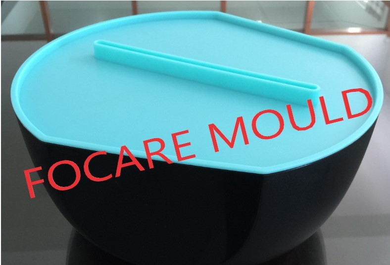 High quality PC Pebbled Bowl Mould