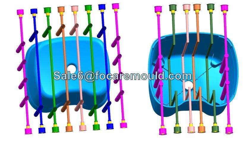 High quality Multi Purpose Plastic Stool Injection Mould Quotes,China Multi Purpose Plastic Stool Injection Mould Factory,Multi Purpose Plastic Stool Injection Mould Purchasing