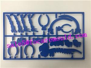 Mammoth Puzzle Toy Plastic Injection Mould