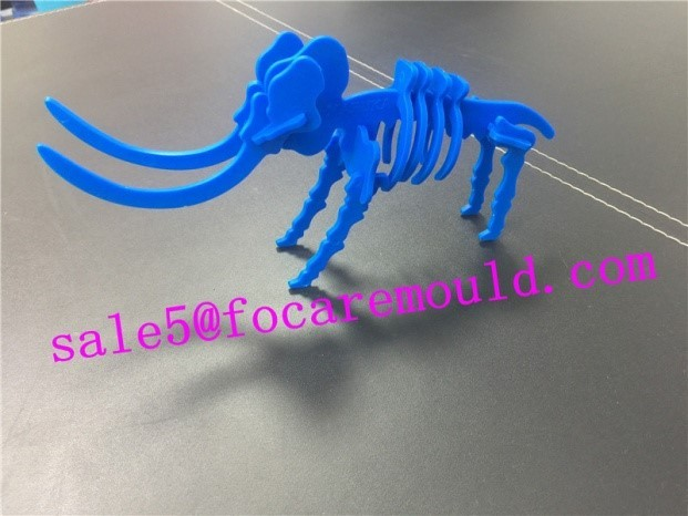 High quality Mammoth Puzzle Toy Plastic Injection Mould Quotes,China Mammoth Puzzle Toy Plastic Injection Mould Factory,Mammoth Puzzle Toy Plastic Injection Mould Purchasing