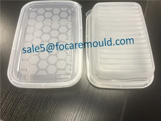 29.5x20x7mm Thin-Wall Container Mould