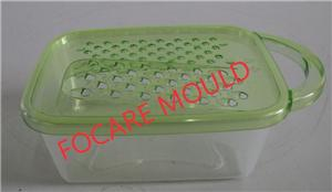 Plastic Grater Injection Mould