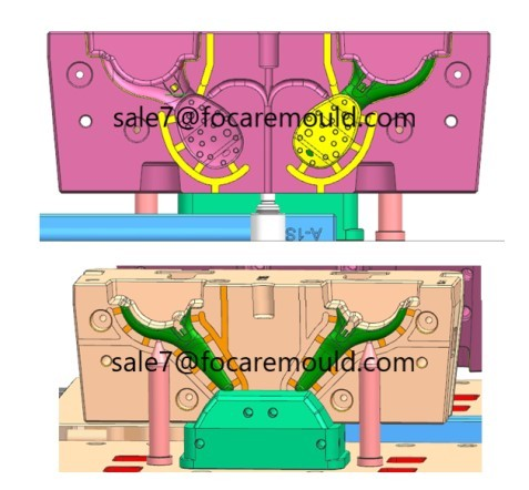 High quality Two-Color Peeler Plastic Injection Mould Quotes,China Two-Color Peeler Plastic Injection Mould Factory,Two-Color Peeler Plastic Injection Mould Purchasing