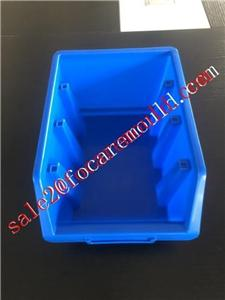 Plastic Modular Bevel Storage Box Injection Mould