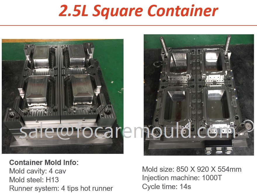High quality IML Container Molds Quotes,China IML Container Molds Factory,IML Container Molds Purchasing