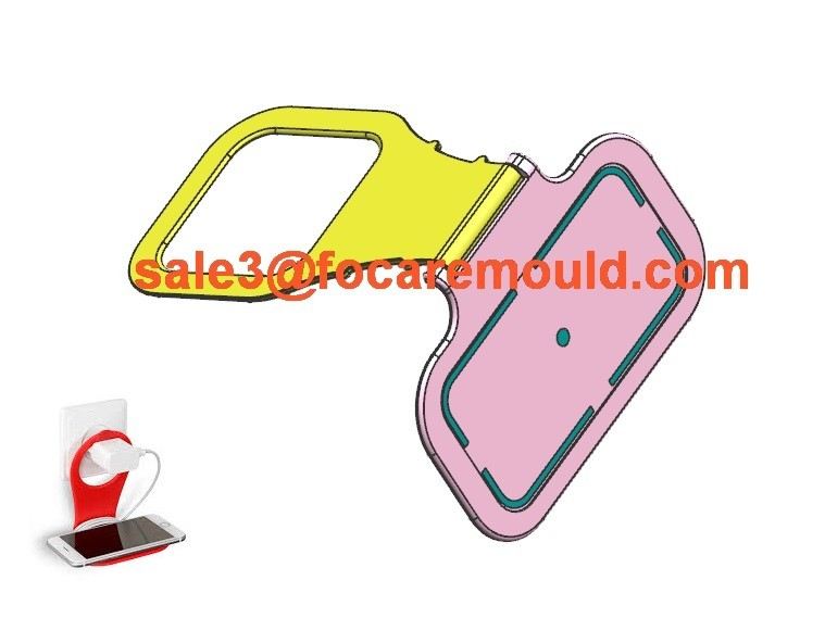 High quality Double Color Plastic Injection Mold for Mobile Phone Charging Holder Quotes,China Double Color Plastic Injection Mold for Mobile Phone Charging Holder Factory,Double Color Plastic Injection Mold for Mobile Phone Charging Holder Purchasing