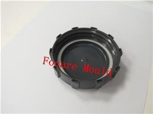 Threaded Cap Plastic Injection Mould