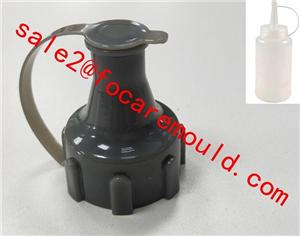 Oil Bottle Plastic Cap Plastic Injection Mould