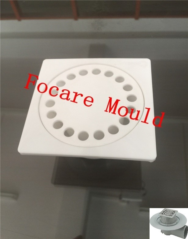 Floor Drain Plastic Injection Mould