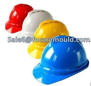 Plastic Industrial Safety Helmet Injection Mould