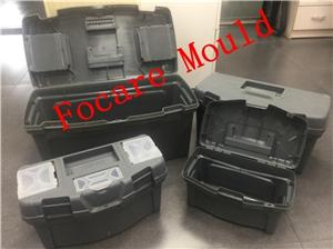 Plastic Portable Tool Box Injection Mould