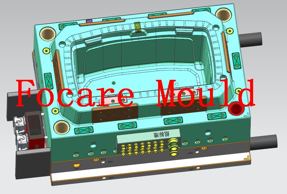 High quality Plastic Portable Tool Box Injection Mould Quotes,China Plastic Portable Tool Box Injection Mould Factory,Plastic Portable Tool Box Injection Mould Purchasing