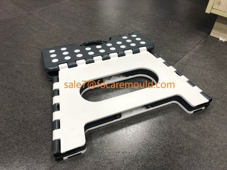High quality Plastic Foldable Two-Color Stepping Stool Plastic Injection Mould Quotes,China Plastic Foldable Two-Color Stepping Stool Plastic Injection Mould Factory,Plastic Foldable Two-Color Stepping Stool Plastic Injection Mould Purchasing