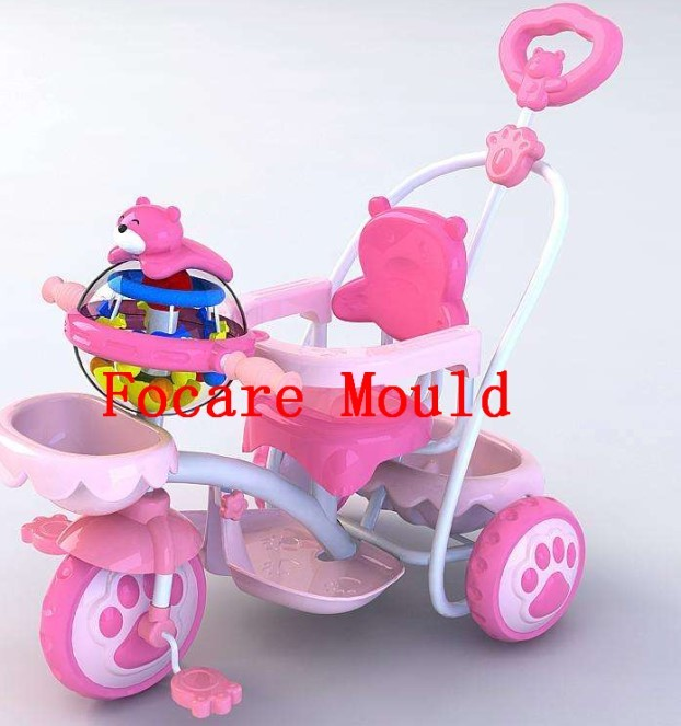 High quality Kids Tricycle Plastic Injection Mould Quotes,China Kids Tricycle Plastic Injection Mould Factory,Kids Tricycle Plastic Injection Mould Purchasing