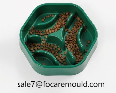 High quality Two-Color Pet Slow Feeder Bowl Plastic Injection Mould Quotes,China Two-Color Pet Slow Feeder Bowl Plastic Injection Mould Factory,Two-Color Pet Slow Feeder Bowl Plastic Injection Mould Purchasing
