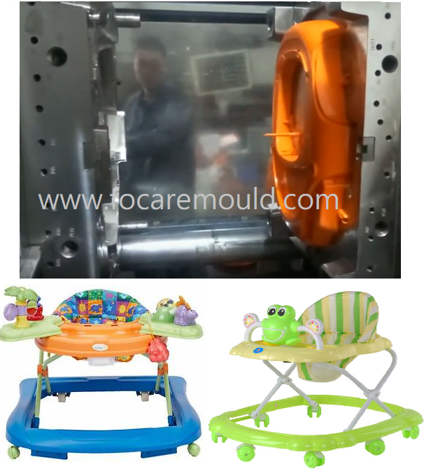 Baby Walker Plastic Injection Mould
