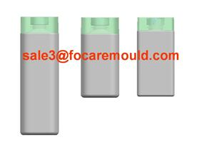 Plastic Tea Bottle Cap Injection Mould