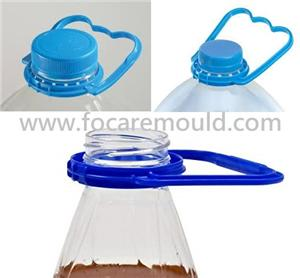 PET Bottle Handle Plastic Injection Mould
