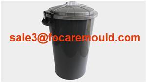 200L Dustbin Plastic Injection Mould