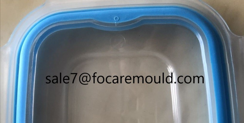 High quality Two- color airtight food container plastic injection mold Quotes,China Two- color airtight food container plastic injection mold Factory,Two- color airtight food container plastic injection mold Purchasing