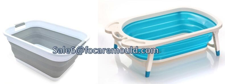 High quality Two-color Plastic Portable & Collapsible Bathtub Injection Mold Quotes,China Two-color Plastic Portable & Collapsible Bathtub Injection Mold Factory,Two-color Plastic Portable & Collapsible Bathtub Injection Mold Purchasing