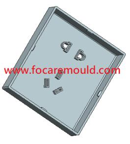 High quality Five-pins socket plastic injection mold Quotes,China Five-pins socket plastic injection mold Factory,Five-pins socket plastic injection mold Purchasing