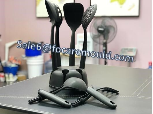 Plastic Kitchen Utensils Injection Mold
