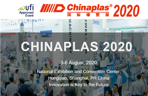 CHINAPLAS 2020 Rescheduled to 3-6 August 2020 at NECC in Shanghai