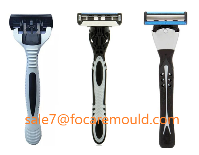 High quality Two-Color Razor Handle Plastic Injection Mold Quotes,China Two-Color Razor Handle Plastic Injection Mold Factory,Two-Color Razor Handle Plastic Injection Mold Purchasing