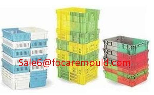 High quality Two-color stackable crate plastic injection mold Quotes,China Two-color stackable crate plastic injection mold Factory,Two-color stackable crate plastic injection mold Purchasing