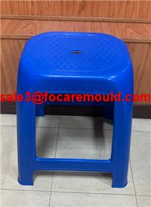 Plastic stool injection mold